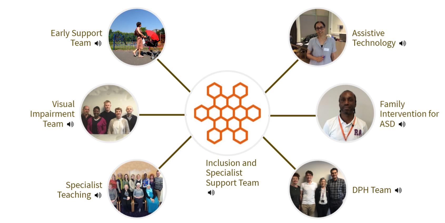 Inclusion team wikki