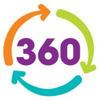 360 Play logo