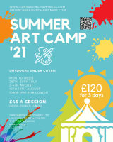 Children's Summer Art Camp