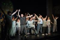 Blue Apple Main Company performance at Theatre Royal Winchester
