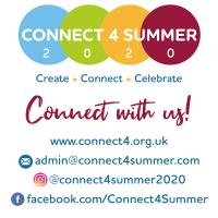 Connect4Summer Logo