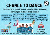 Summer Workshops Poster