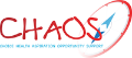 Chaos support logo