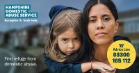 Hampshire Domestic Abuse Service - 03300 165 112