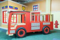 Role play fire engine