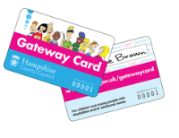 Gateway Card picture