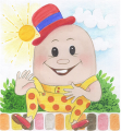 Humpty Dumpty Playschool logo