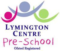 Lymington Centre Pre-School Logo