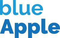 Blue Apple Theatre logo