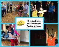 Collective Motion Dance classes.