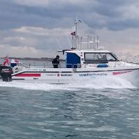 Wetwheels Hamble Boat