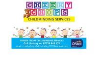 Cheeky Chops logo