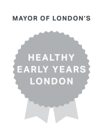 Healthy Early Years London Silver Award
