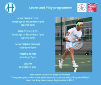 Learn ad Play programme