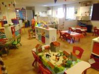 Our Toddler 2/Pre-School room