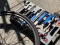 Bike wheel and tool kit