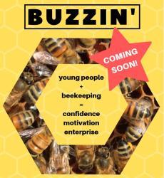 Buzzin Poster
