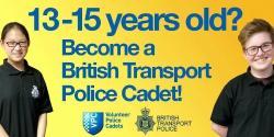 cadet banner