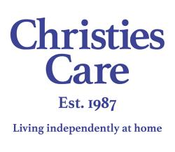 Christies Care Logo - established 1987 Living independently at home