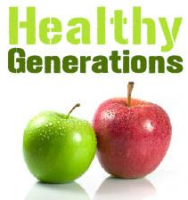 Healthy Generations logo