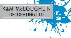 K and M McLoughlin Logo