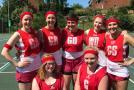 Ladies Netball Team