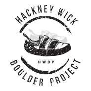 Hackney Wick Boulder Project Logo