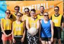 Mixed Netball Team