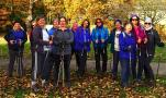 Nordic Walking Group Classes for all levels of fitness