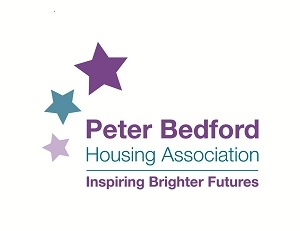Peter Bedford Housing Association logo