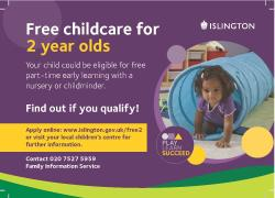 2 Year Old Free Childcare