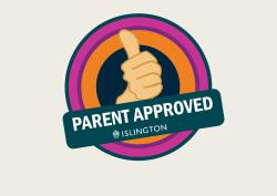 Parent Approved Islington Logo