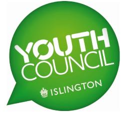Islington Youth Council green logo