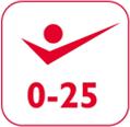 0-25 Age Range