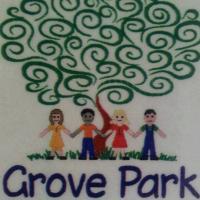 Grove Park Children's Centre Logo.