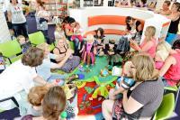 Parents and pre-school children
