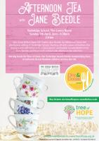 Tree of Hope - Afternoon Tea