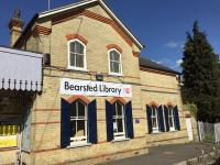 Bearsted Library - temporary premises