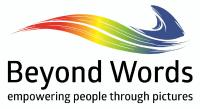 Beyond words logo