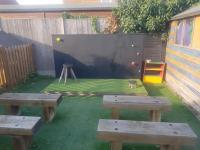 Main Garden - Blackboard