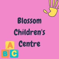 Blossom Children's Centre logo