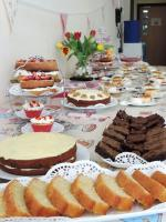 Cream Tea and cakes