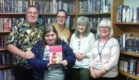 Adults with learning difficulties book group