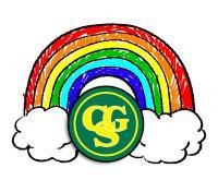 CG Rainbow Class Logo