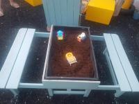 Main Garden - Digging Table