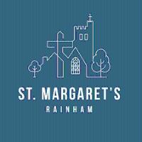 St Margaret's Blue Logo