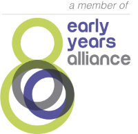We are a member of the Early Years Alliance.