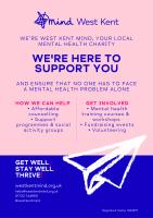 West Kent Mind poste
