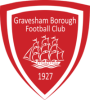 Gravesham Borough Youth Football Club Logo