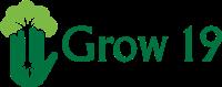 Grow 19 logo